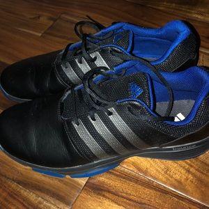 Men's Adidas golfing shoes